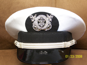 Male Officer Hat