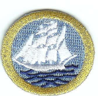 100 Year long cruise patch