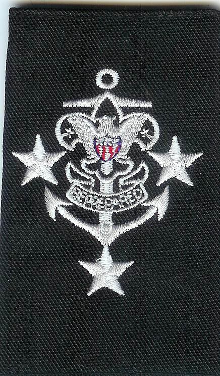 Ships Store Patches - Sea Scout Supplies to the world!